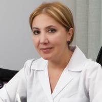 Профессор Наталия Хонелидзе